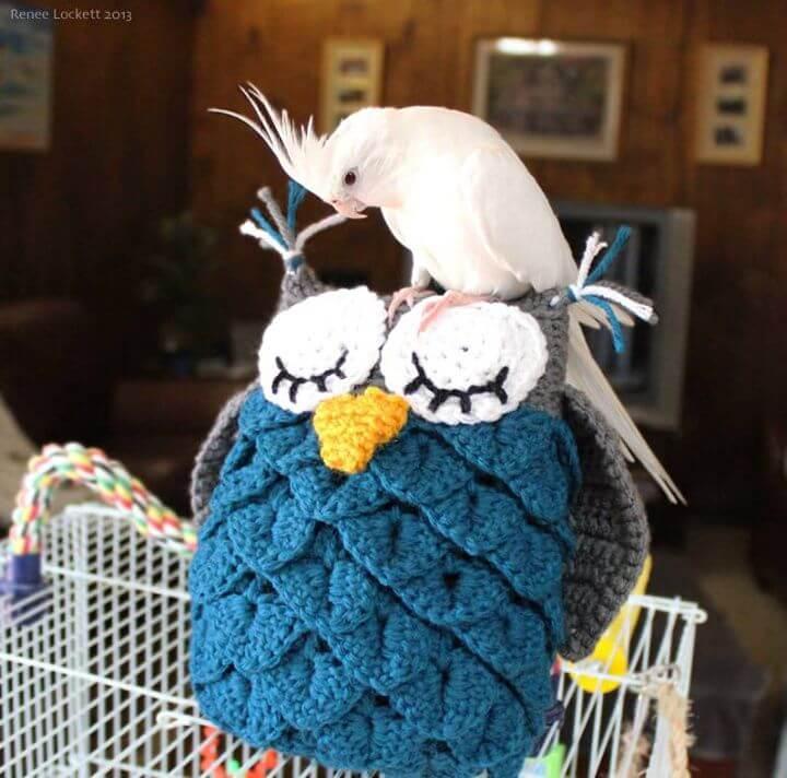 Easy Crochet Owl Amigurumi - 35 Free Crochet Owl Patterns - Crochet Amigurumi | #crochet #crochetpattern #freecrochetpattern #freepattern #crochetlove #diy #gifts #diygifts #crafts  #amigurumi #amigurumipattern #amigurumicrochet #crochetamigurumi