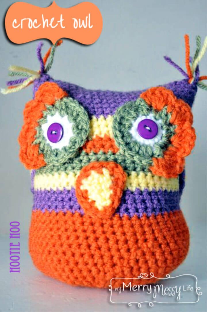35 Free Crochet Owl Patterns - Crochet Amigurumi | #crochet #crochetpattern #freecrochetpattern #freepattern #crochetlove #diy #gifts #diygifts #crafts  #amigurumi #amigurumipattern #amigurumicrochet #crochetamigurumi